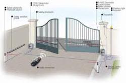 Sliding Gates Perforated Slats Ms Shutters Gi Shutters